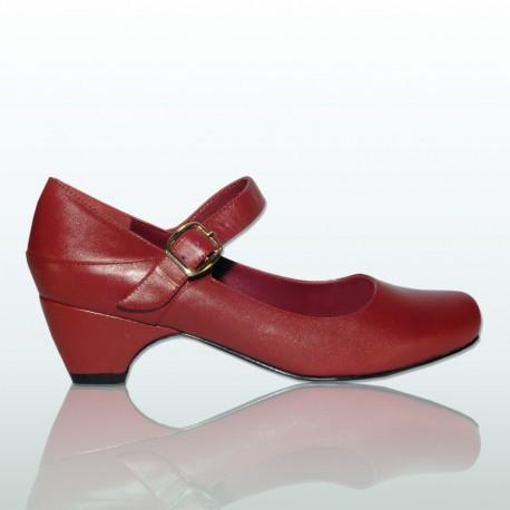 Fanny rouge